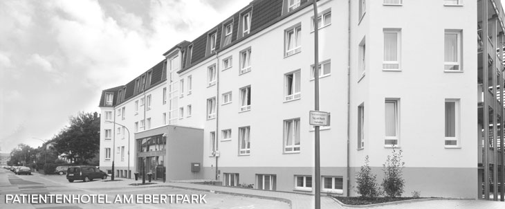 Patientenhotel am Ebertpark