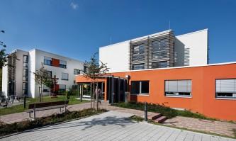Neubau des Katholischen Altenzentrum in Landau
